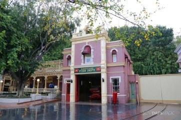 Rainy Day at the Disneyland Resort-53