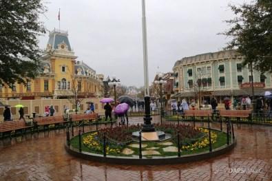 Rainy Day at the Disneyland Resort-6