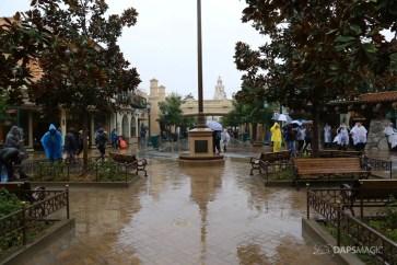 Rainy Day at the Disneyland Resort-66