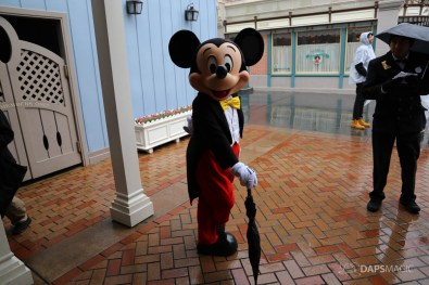 Rainy Day at the Disneyland Resort-91