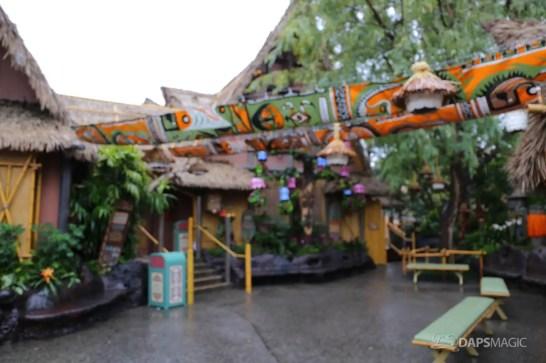 Rainy Day at the Disneyland Resort-94