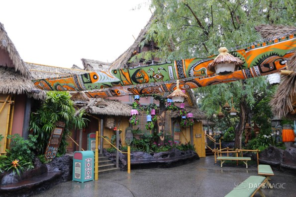 Rainy Day at the Disneyland Resort-95