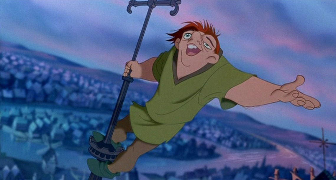 Live-Action Movie Musical of Disney's The Hunchback of Notre Dame in the Works