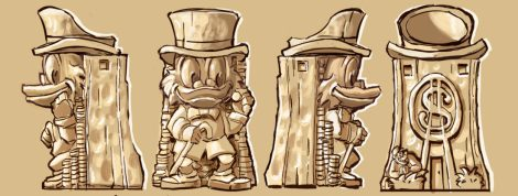 Scrooge_Mcduck_Tiki_Concept
