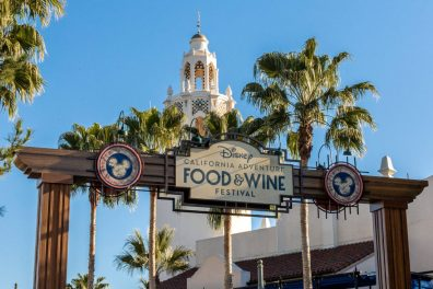 Disney California Adventure Food & Wine Festival takes place March 1 to April 23, 2019. Guests can explore California-inspired cuisine and beverages, plus live entertainment, family-friendly seminars and cooking demonstrations. Kids can even join the fun with hands-on ÒcookingÓ experiences that end with a tasty surprise. (Joshua Sudock/Disneyland Resort)