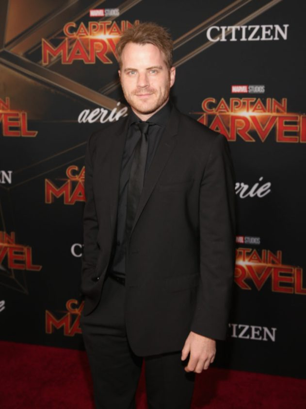 "HOLLYWOOD, CA - MARCH 04: Actor Robert Kazinsky attends the Los Angeles World Premiere of Marvel Studios' ""Captain Marvel"" at Dolby Theatre on March 4, 2019 in Hollywood, California. (Photo by Jesse Grant/Getty Images for Disney) *** Local Caption *** Robert Kazinsky"