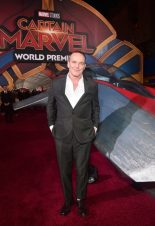 """HOLLYWOOD, CA - MARCH 04: Actor Clark Gregg attends the Los Angeles World Premiere of Marvel Studios' """"Captain Marvel"""" at Dolby Theatre on March 4, 2019 in Hollywood, California. (Photo by Alberto E. Rodriguez/Getty Images for Disney) *** Local Caption *** Clark Gregg"""