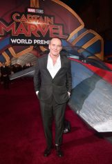 "HOLLYWOOD, CA - MARCH 04: Actor Clark Gregg attends the Los Angeles World Premiere of Marvel Studios' ""Captain Marvel"" at Dolby Theatre on March 4, 2019 in Hollywood, California. (Photo by Alberto E. Rodriguez/Getty Images for Disney) *** Local Caption *** Clark Gregg"