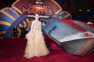 """HOLLYWOOD, CA - MARCH 04: Actor Mckenna Grace attends the Los Angeles World Premiere of Marvel Studios' """"Captain Marvel"""" at Dolby Theatre on March 4, 2019 in Hollywood, California. (Photo by Alberto E. Rodriguez/Getty Images for Disney) *** Local Caption *** Mckenna Grace"""