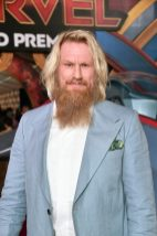 """HOLLYWOOD, CA - MARCH 04: Actor Rune Temte attends the Los Angeles World Premiere of Marvel Studios' """"Captain Marvel"""" at Dolby Theatre on March 4, 2019 in Hollywood, California. (Photo by Alberto E. Rodriguez/Getty Images for Disney) *** Local Caption *** Rune Temte"""