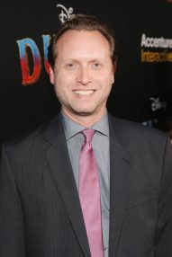 """LOS ANGELES, CA - MARCH 11: Screenwriter / Producer Ehren Kruger attends the World Premiere of Disney's """"Dumbo"""" at the El Capitan Theatre on March 11, 2019 in Los Angeles, California. (Photo by Jesse Grant/Getty Images for Disney) *** Local Caption *** Ehren Kruger"""
