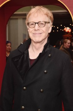 "LOS ANGELES, CA - MARCH 11: Composer Danny Elfman attends the World Premiere of Disney's ""Dumbo"" at the El Capitan Theatre on March 11, 2019 in Los Angeles, California. (Photo by Alberto E. Rodriguez/Getty Images for Disney) *** Local Caption *** Danny Elfman"