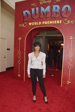 """LOS ANGELES, CA - MARCH 11: Monique Coleman attends the World Premiere of Disney's """"Dumbo"""" at the El Capitan Theatre on March 11, 2019 in Los Angeles, California. (Photo by Alberto E. Rodriguez/Getty Images for Disney) *** Local Caption *** Monique Coleman"""
