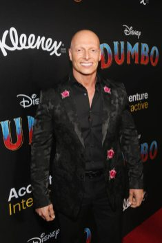 "LOS ANGELES, CA - MARCH 11: Actor Joseph Gatt attends the World Premiere of Disney's ""Dumbo"" at the El Capitan Theatre on March 11, 2019 in Los Angeles, California. (Photo by Jesse Grant/Getty Images for Disney) *** Local Caption *** Joseph Gatt"