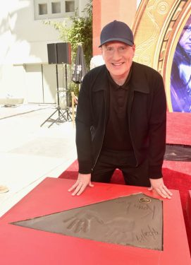 AVENGERS- ENDGAME Handprints at Chinese Theatre-40