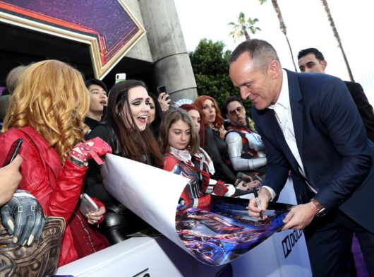 AVENGERS- ENDGAME World Premiere-176