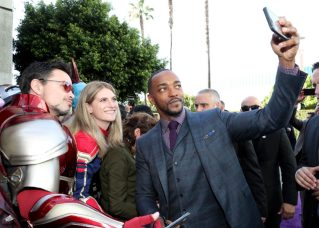 AVENGERS- ENDGAME World Premiere-199