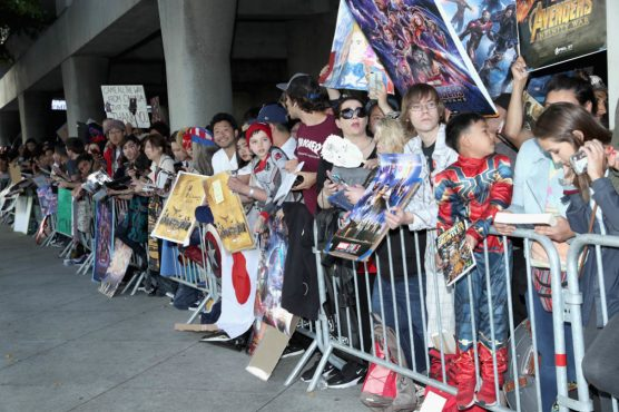 AVENGERS- ENDGAME World Premiere-224