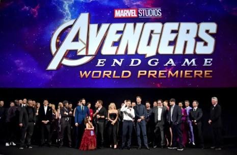 AVENGERS- ENDGAME World Premiere-398