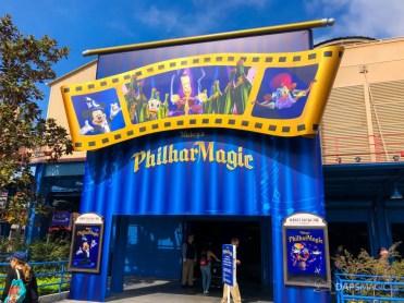 Mickey's PhilharMagic Orchestra - Disney California Adventure-2