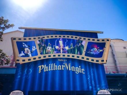 Mickey's PhilharMagic at Disney California Adventure-1