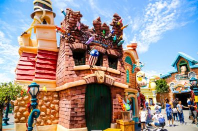 Mickeys Toontown on Day Mickey and Minnies Runaway Railway is Announced for Disneyland-10