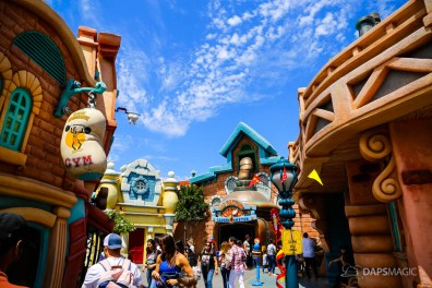 Mickeys Toontown on Day Mickey and Minnies Runaway Railway is Announced for Disneyland-11
