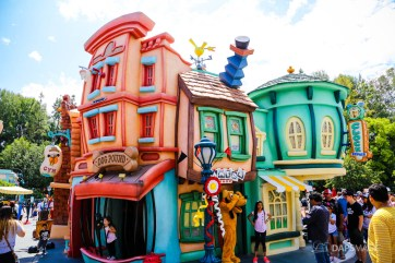 Mickeys Toontown on Day Mickey and Minnies Runaway Railway is Announced for Disneyland-16