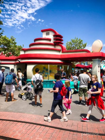 Mickeys Toontown on Day Mickey and Minnies Runaway Railway is Announced for Disneyland-17