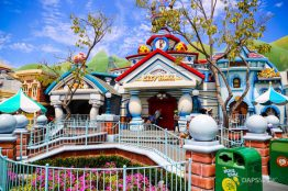 Mickeys Toontown on Day Mickey and Minnies Runaway Railway is Announced for Disneyland-33