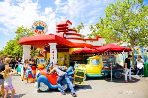 Mickeys Toontown on Day Mickey and Minnies Runaway Railway is Announced for Disneyland-40