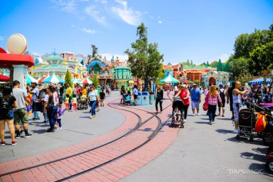 Mickeys Toontown on Day Mickey and Minnies Runaway Railway is Announced for Disneyland-46