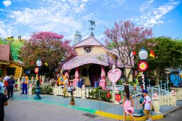 Mickeys Toontown on Day Mickey and Minnies Runaway Railway is Announced for Disneyland-50