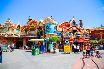 Mickeys Toontown on Day Mickey and Minnies Runaway Railway is Announced for Disneyland-6