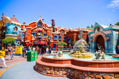 Mickeys Toontown on Day Mickey and Minnies Runaway Railway is Announced for Disneyland-7