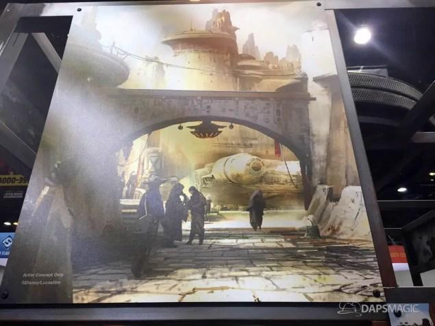 Star Wars- Galaxys Edge - Star Wars Celebration-24