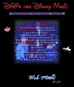DAPS for Disney Magic