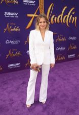 """LOS ANGELES, CA - MAY 21: Candace Cameron-Bure attends the World Premiere of Disney's """"Aladdin"""" at the El Capitan Theater in Hollywood CA on May 21, 2019, in the culmination of the film's Magic Carpet World Tour with stops in Paris, London, Berlin, Tokyo, Mexico City and Amman, Jordan. (Photo by Jesse Grant/Getty Images for Disney) *** Local Caption *** Candace Cameron-Bure"""