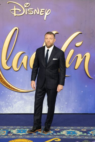 Guy Ritchie attends the European Gala Screening of DisneyÕs ÒAladdinÓ on May 9th at LondonÕs ODEON Luxe in Leicester Square, London UK.