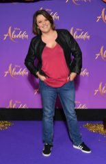 """PARIS, FRANCE - MAY 08: Emilie Lopez attends the """"Aladdin"""" gala screening at Le Grand Rex on May 08, 2019 in Paris, France. (Photo by Pascal Le Segretain/Getty Images For Disney)"""