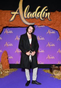 """PARIS, FRANCE - MAY 08: Anthony Colette attends the """"Aladdin"""" gala screening at Le Grand Rex on May 08, 2019 in Paris, France. (Photo by Pascal Le Segretain/Getty Images For Disney)"""