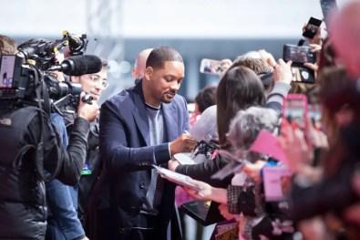 "Will Smith attends the ""Aladdin"" gala screening on May 11, 2019 in Berlin, Germany. .© Disney/Folioscope/Silke Reents"