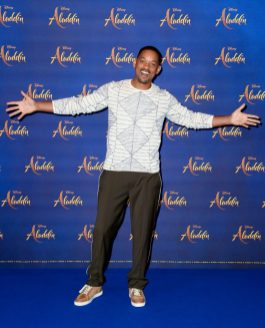 "LONDON, ENGLAND - MAY 10: Will Smith attends the photocall to celebrate release of Disney's ""Aladdin"" at The Rosewood Hotel on May 10, 2019 in London, England. (Photo by Gareth Cattermole/Gareth Cattermole/Getty Images for Disney)"