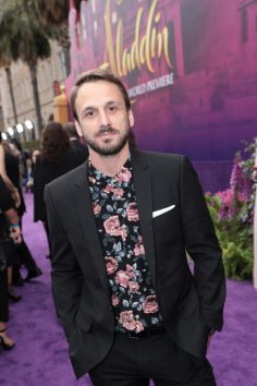 Adam McArthur attends the World Premiere of DisneyÕs Aladdin at the El Capitan Theater in Hollywood, CA on Tuesday, May 21, 2019, in the culmination of the filmÕs Magic Carpet World Tour with stops in Paris, London, Berlin, Tokyo, Mexico City and Amman, Jordan. (photo: Alex J. Berliner/ABImages)