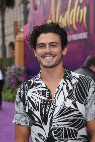 Tommy Martinez attends the World Premiere of DisneyÕs Aladdin at the El Capitan Theater in Hollywood, CA on Tuesday, May 21, 2019, in the culmination of the filmÕs Magic Carpet World Tour with stops in Paris, London, Berlin, Tokyo, Mexico City and Amman, Jordan. (photo: Alex J. Berliner/ABImages)