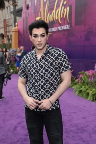 Manny Gutierrez attends the World Premiere of DisneyÕs Aladdin at the El Capitan Theater in Hollywood, CA on Tuesday, May 21, 2019, in the culmination of the filmÕs Magic Carpet World Tour with stops in Paris, London, Berlin, Tokyo, Mexico City and Amman, Jordan. (photo: Alex J. Berliner/ABImages)