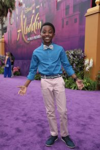 Ramon Reed attends the World Premiere of DisneyÕs Aladdin at the El Capitan Theater in Hollywood, CA on Tuesday, May 21, 2019, in the culmination of the filmÕs Magic Carpet World Tour with stops in Paris, London, Berlin, Tokyo, Mexico City and Amman, Jordan. (photo: Alex J. Berliner/ABImages)