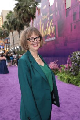 Gemma Jackson attends the World Premiere of DisneyÕs Aladdin at the El Capitan Theater in Hollywood, CA on Tuesday, May 21, 2019, in the culmination of the filmÕs Magic Carpet World Tour with stops in Paris, London, Berlin, Tokyo, Mexico City and Amman, Jordan. (photo: Alex J. Berliner/ABImages)
