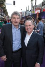 Alan Horn and Alan Bergman attend the World Premiere of DisneyÕs Aladdin at the El Capitan Theater in Hollywood, CA on Tuesday, May 21, 2019, in the culmination of the filmÕs Magic Carpet World Tour with stops in Paris, London, Berlin, Tokyo, Mexico City and Amman, Jordan. (photo: Alex J. Berliner/ABImages)