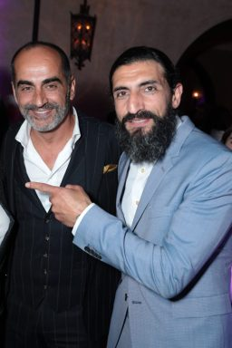 Navid Negahban and Numan Acar attend the World Premiere of DisneyÕs Aladdin after party at the Roosevelt Hotel in Hollywood, CA on Tuesday, May 21, 2019, in the culmination of the filmÕs Magic Carpet World Tour with stops in Paris, London, Berlin, Tokyo, Mexico City and Amman, Jordan. (photo: Alex J. Berliner/ABImages)